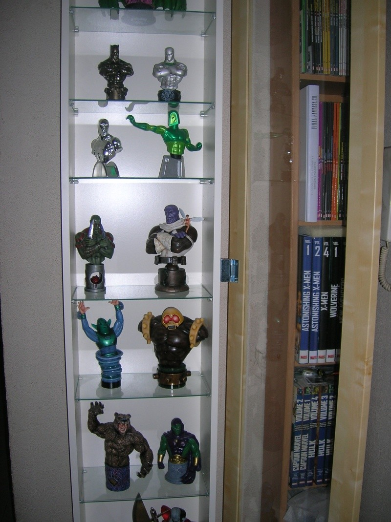 Collection n°117: ma petite collect SW et marvel Custom10