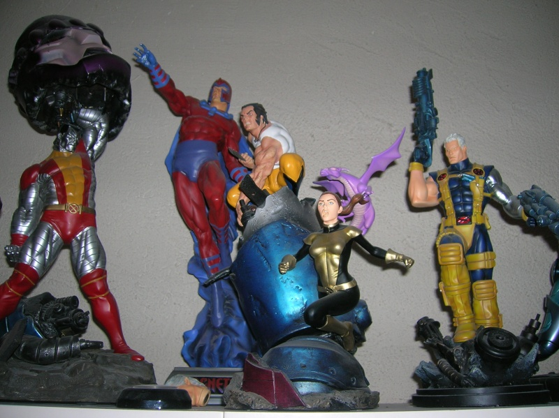 Collection n°117: ma petite collect SW et marvel D910