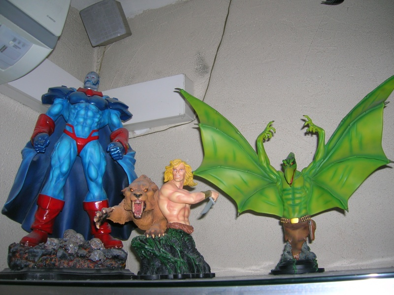 Collection n°117: ma petite collect SW et marvel F410