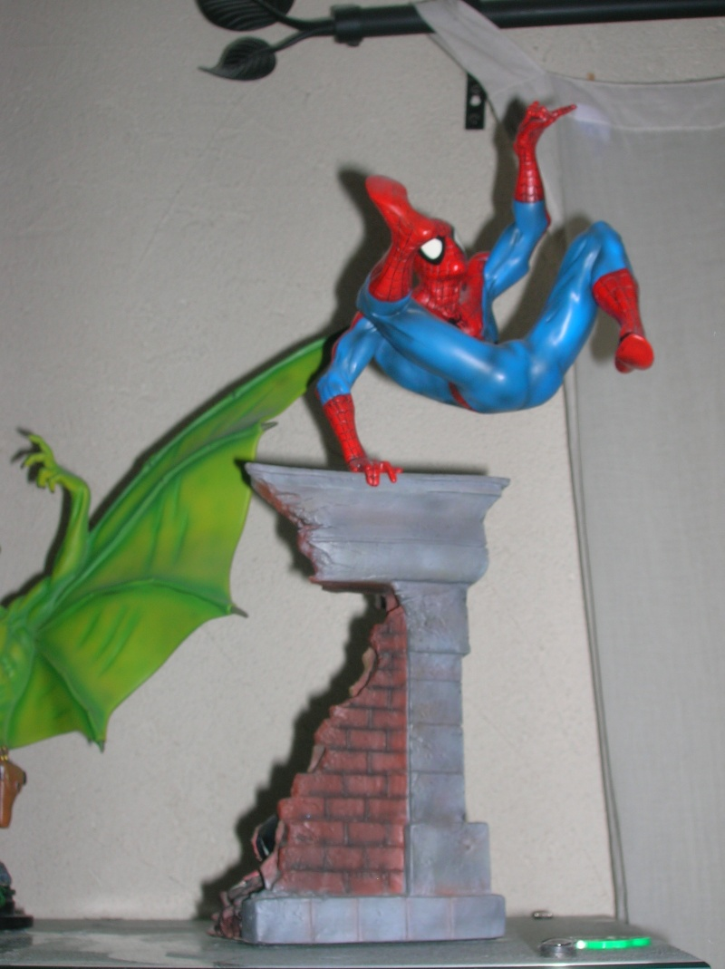 Collection n°117: ma petite collect SW et marvel Spidey11