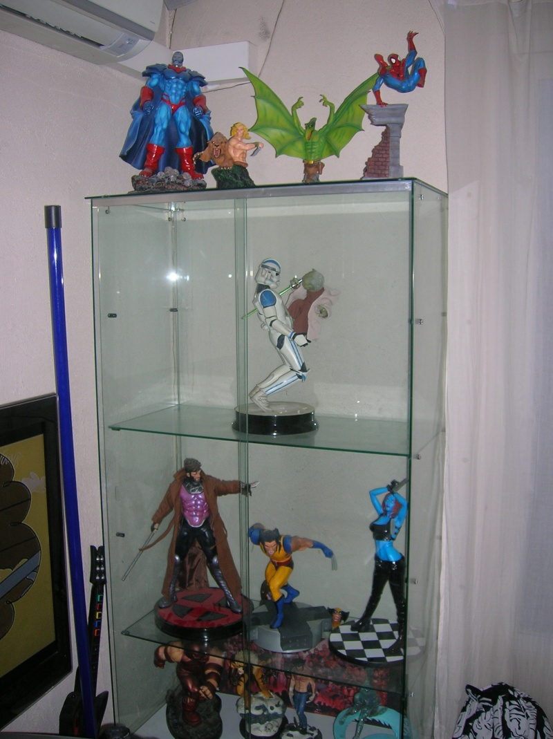 Collection n°117: ma petite collect SW et marvel V10