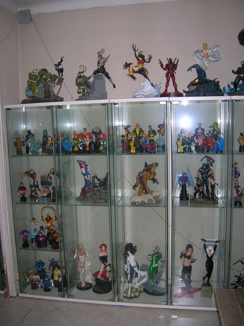 Collection n°117: ma petite collect SW et marvel W10