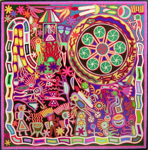 Les Huicholes : un peuple mexicain fidèle à ses coutumes et à sa religion Huicho10