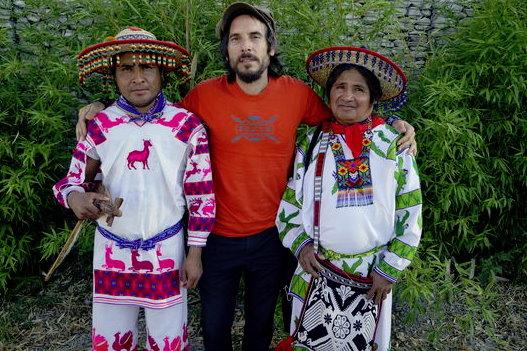 Les Huicholes : un peuple mexicain fidèle à ses coutumes et à sa religion Huicho13