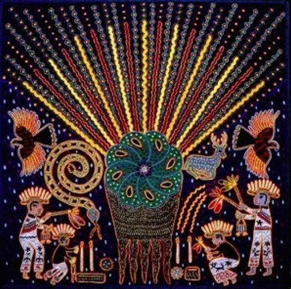 Les Huicholes : un peuple mexicain fidèle à ses coutumes et à sa religion Huicho15