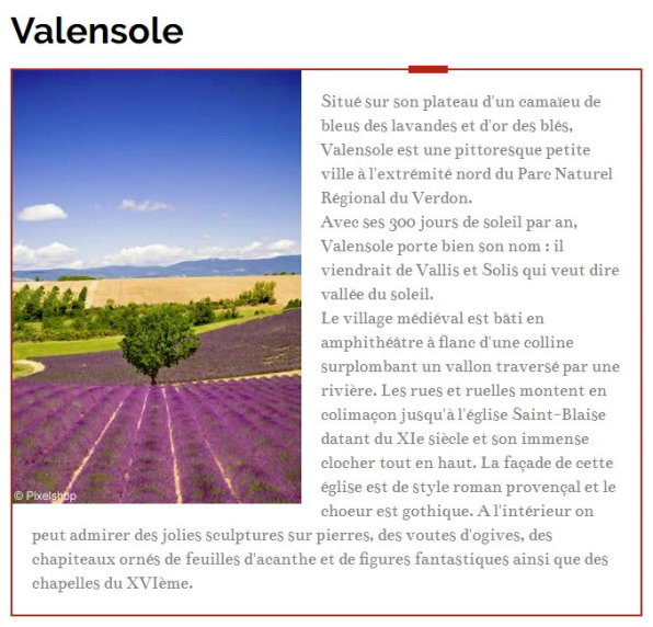Dans la Drôme, un producteur de lavande part à l'assaut de la politique climatique de l'UE Valens10
