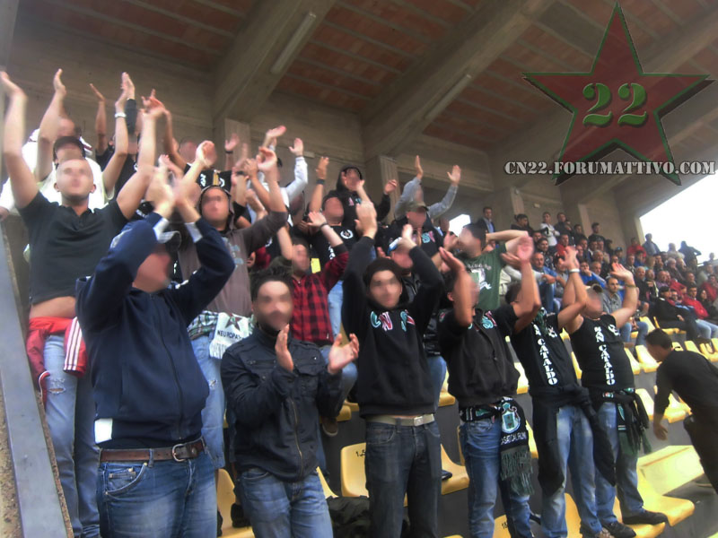 Stagione Ultras 2013-2014 A14