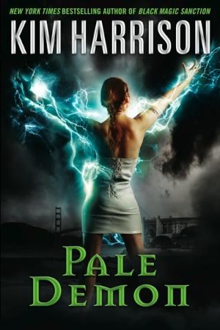 Rachel Morgan : Pale Demon - Tome 9 - VO Pale_d10