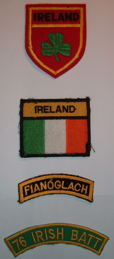 Irish Military Insignia Irl0110