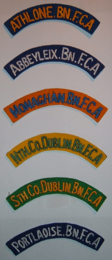 Irish Military Insignia Irl0210