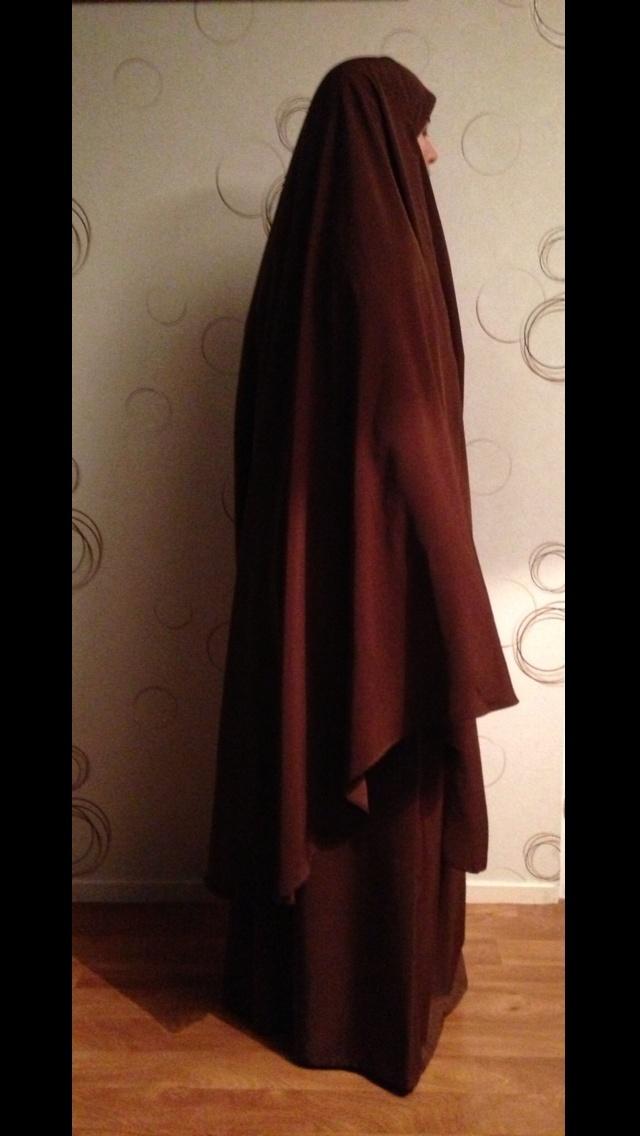 jilbab confectionnés par la couturiere de la boutique  Img_4916