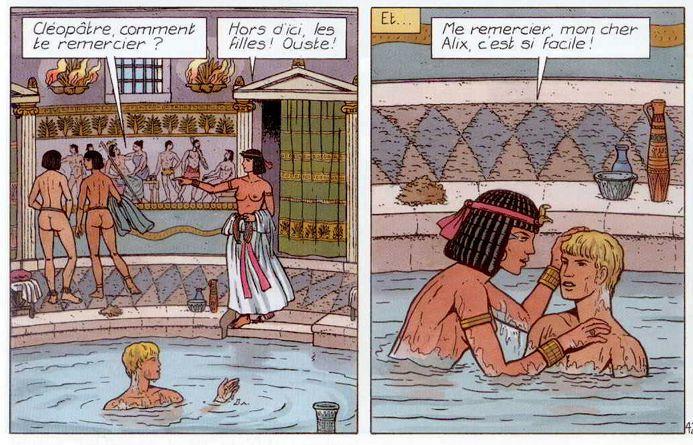 Alix Senator 2 : le dernier pharaon Alix_s10