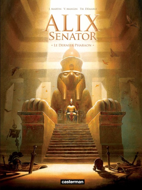 Alix Senator 2 : le dernier pharaon - Page 2 Alix_s11