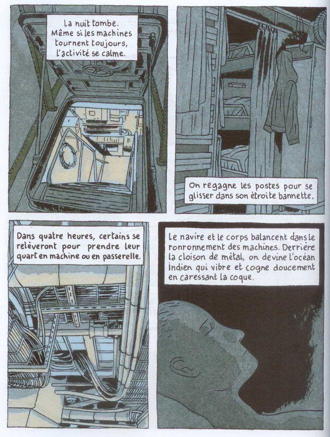 Reportages  journalisme et bande dessinée Cailla10