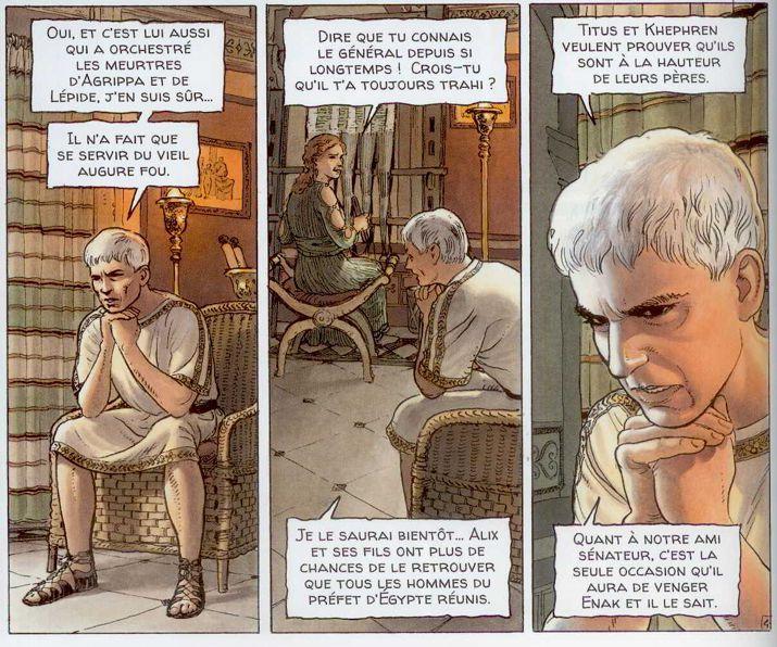 Alix Senator 2 : le dernier pharaon - Page 4 Complo10