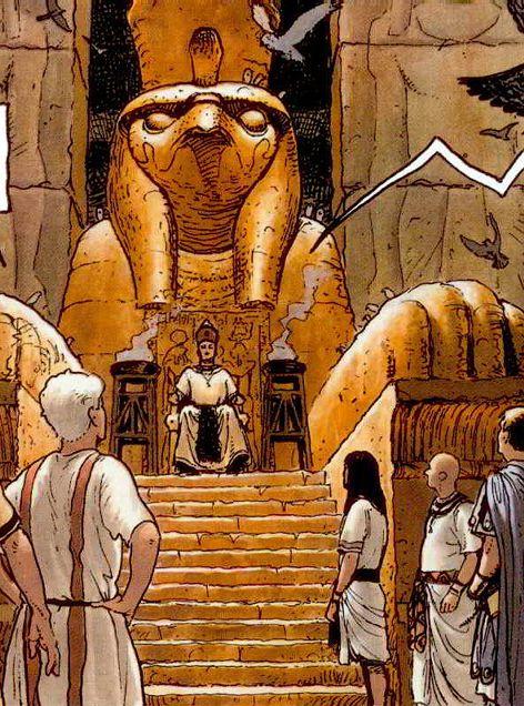 Alix Senator 2 : le dernier pharaon - Page 4 Dernie10