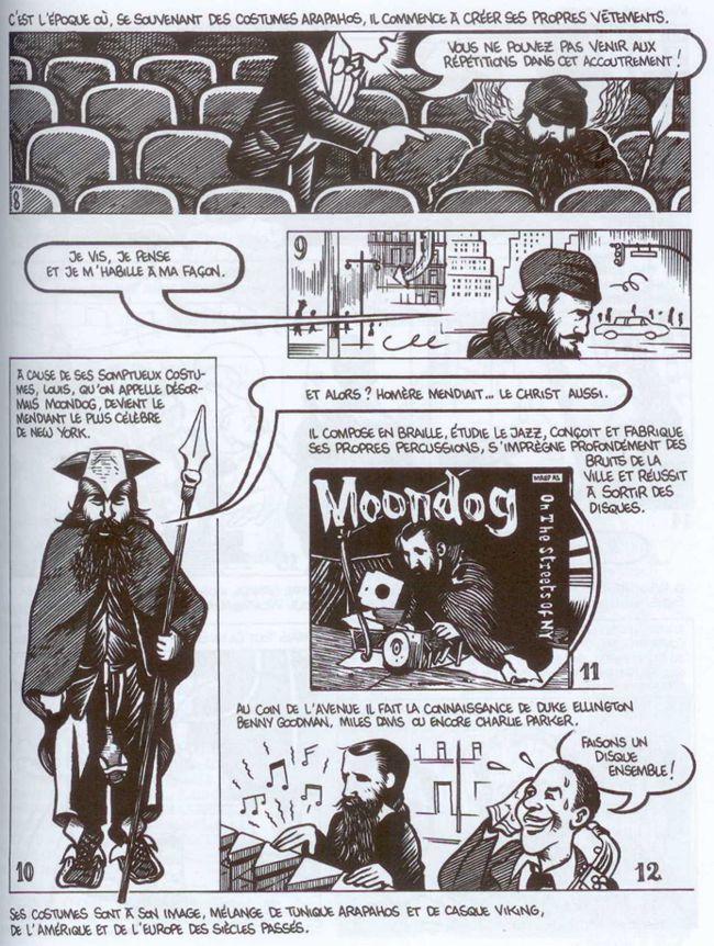 Reportages  journalisme et bande dessinée Moondo10