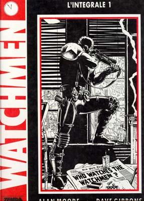 Comic books et super-héros Watchm10