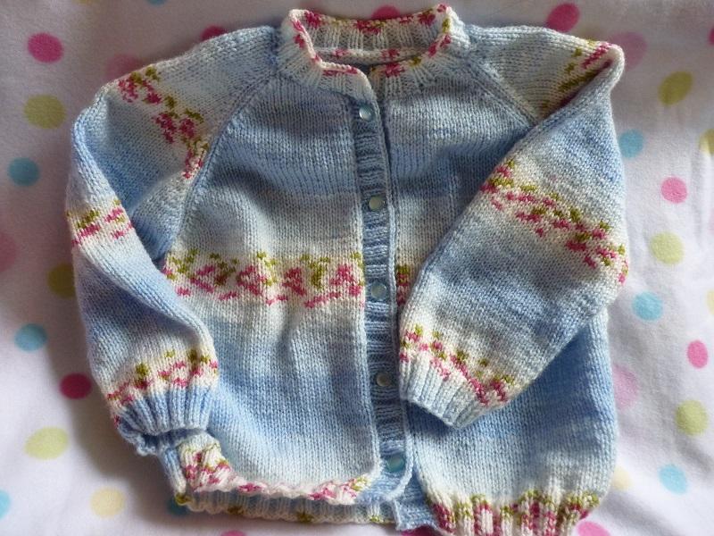 Le tricotage d'Anne Marie - Page 2 P1050014