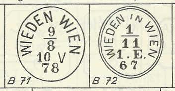 ungarn - Freimarken-Ausgabe 1867 : Kopfbildnis Kaiser Franz Joseph I Maller10