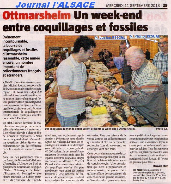 2013 Bourse internationale Ottmarsheim - 14 & 15 Septembre - AFC Région EST  Ottmar10