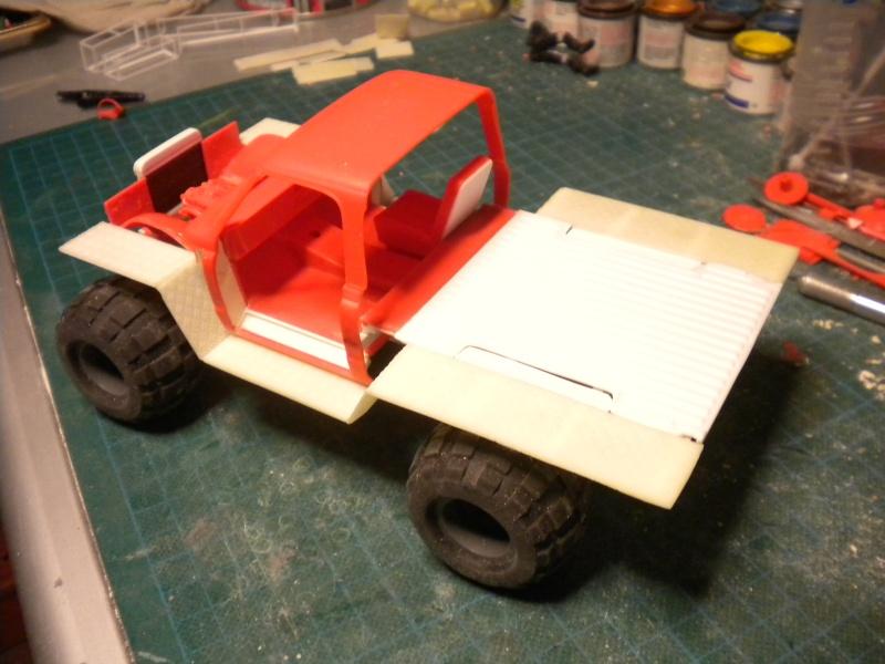 Mad Max 3 Max truck (WIP) 410