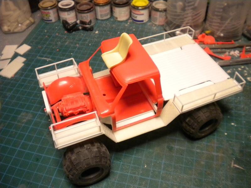 Mad Max 3 Max truck (WIP) 611