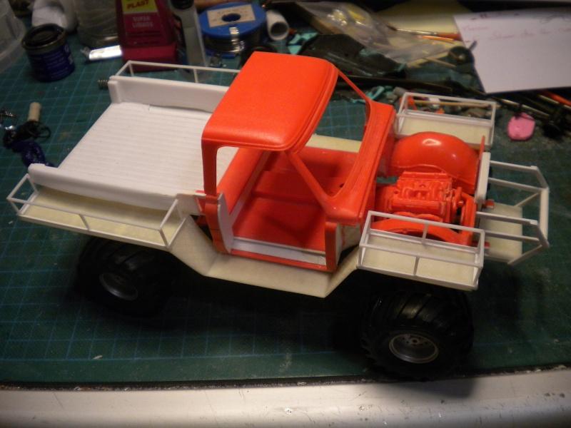 Mad Max 3 Max truck (WIP) 710