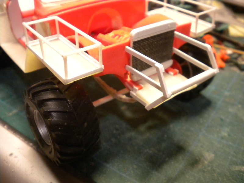 Mad Max 3 Max truck (WIP) 810