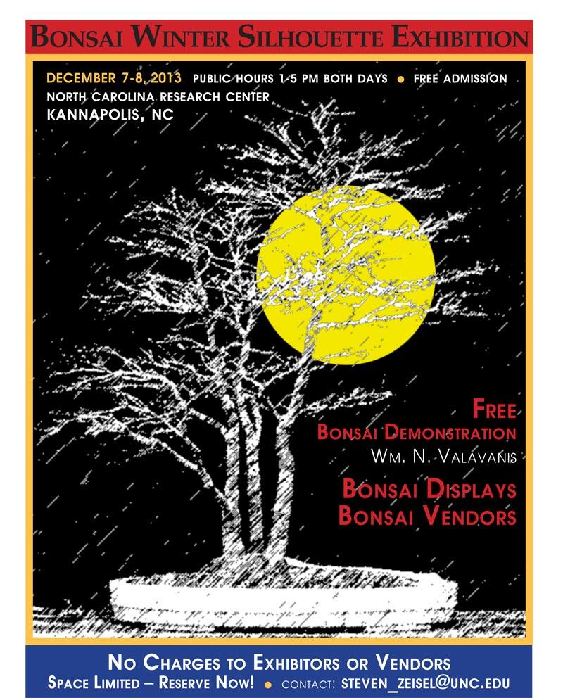 WINTER SILHOUETTE SHOW IN NORTH CAROLINA Winter10