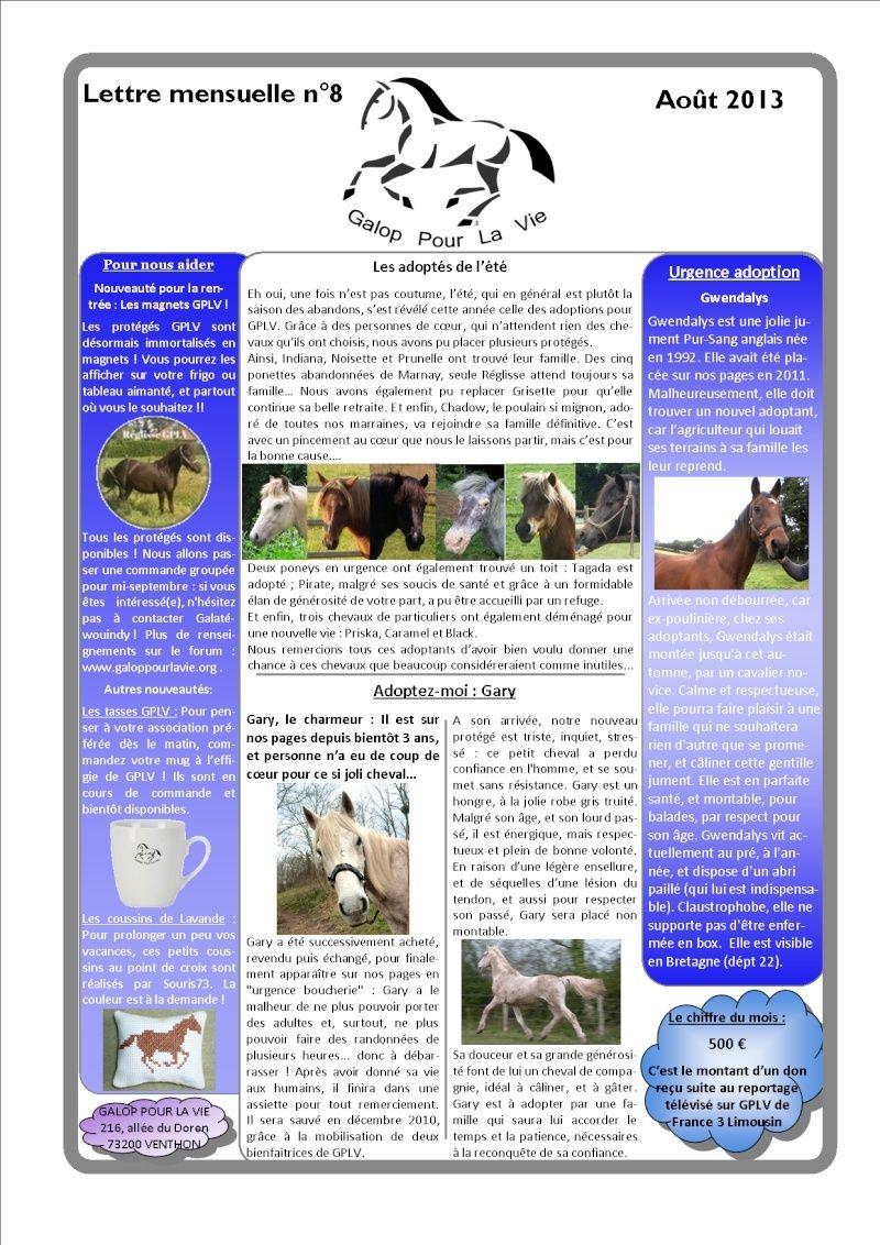 GPLV - Lettre mensuelle n°8 - Août 2013 Nl_aou11