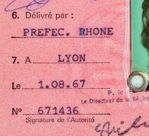 Le nouveau permis de conduire Captur34
