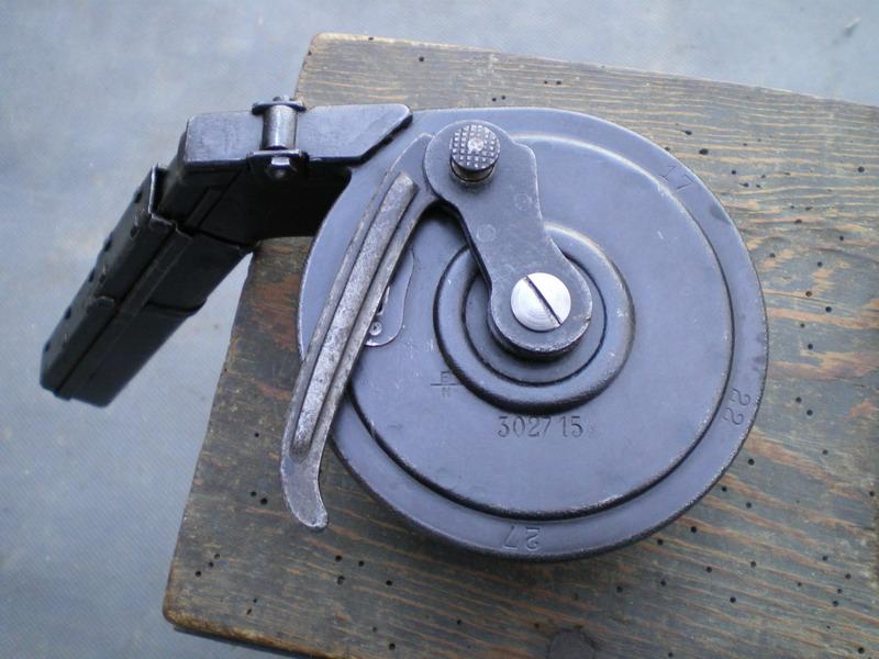 La P-Kasten : accessoire du luger dit d'artillerie (ou LP14) et du MP18/1 Bing_c12