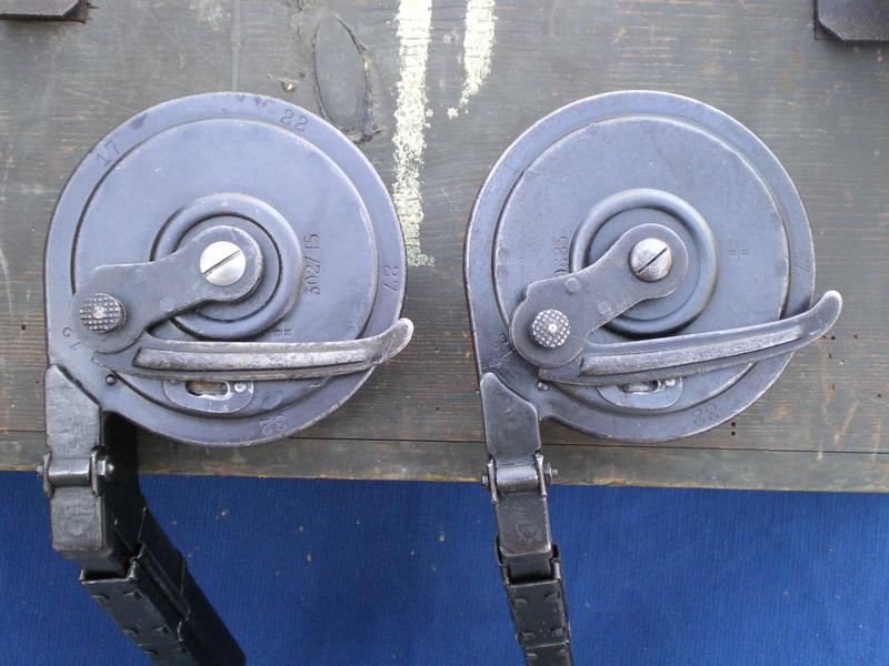 La P-Kasten : accessoire du luger dit d'artillerie (ou LP14) et du MP18/1 Dern_t10
