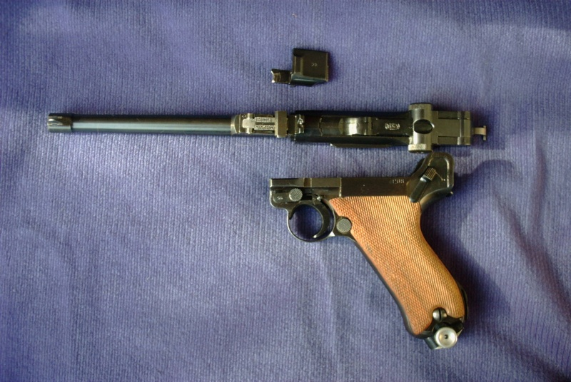 Le Lüger artillerie sous contrôle Français Pict0012