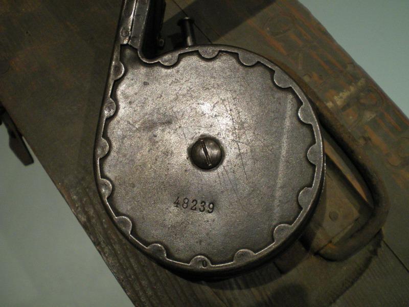 La P-Kasten : accessoire du luger dit d'artillerie (ou LP14) et du MP18/1 Trom_a10