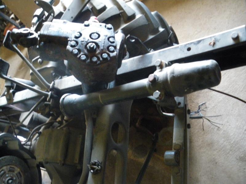 direction assisté  mercedes 300 d (type 123) 2010-010