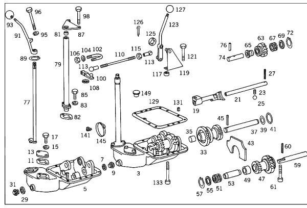 U421 ou U406 - Boite G - couvercle de sélection - patte trop courte - Page 2 Kriech10