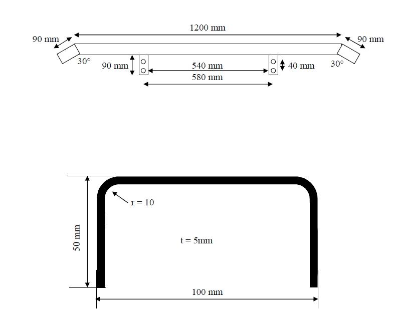 411 Bumper Measurment Masse_10