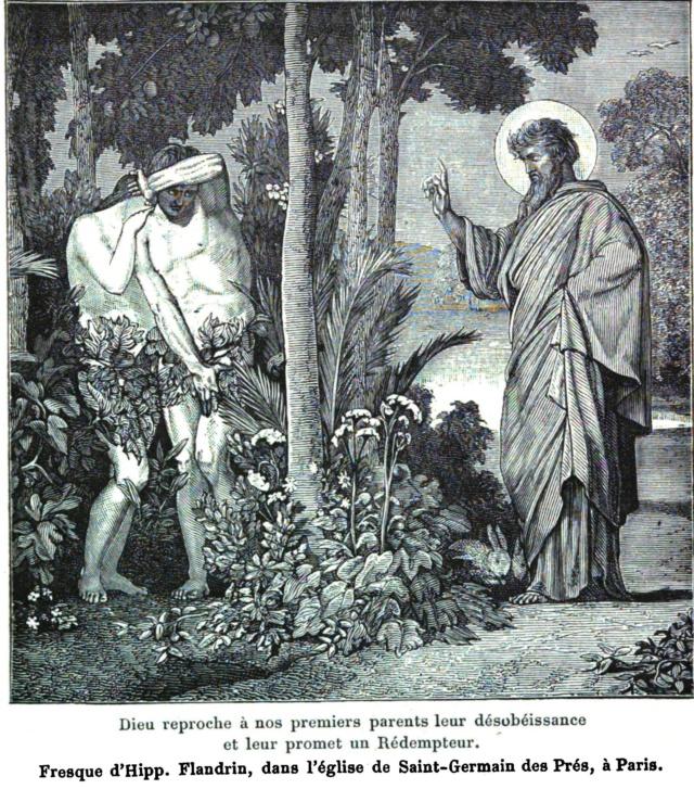 L'Angelus, la cloche devenue muette! ( Mgr Gaume) Adam_e10