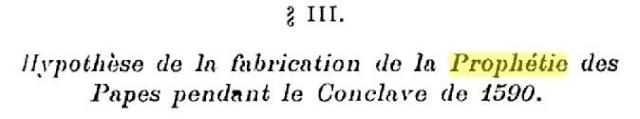 De la pseudo-prophétie faussement attribuée à Saint Malachie - Page 2 Captur19