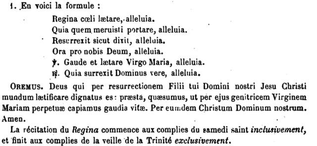 L'Angelus, la cloche devenue muette! ( Mgr Gaume) Formul10
