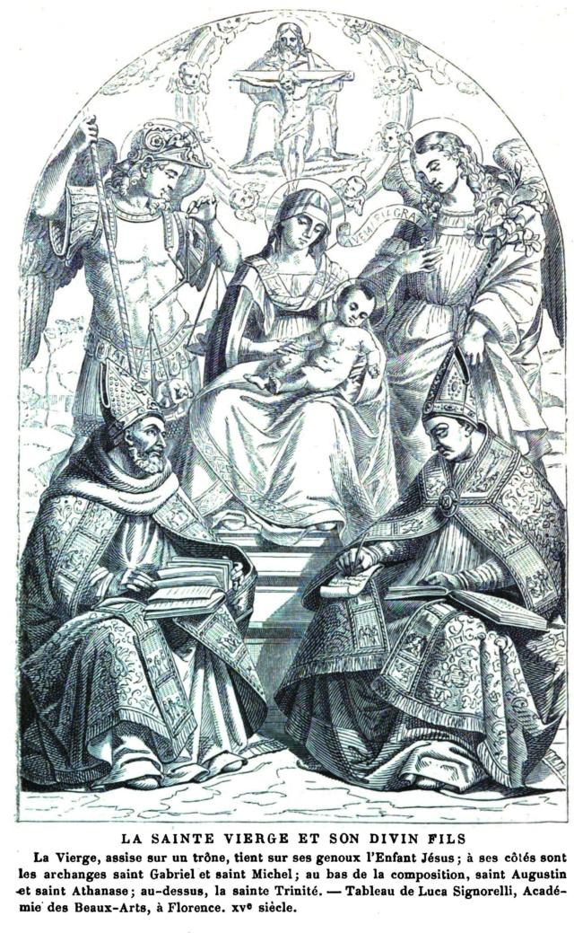 L'Angelus, la cloche devenue muette! ( Mgr Gaume) La_sai10