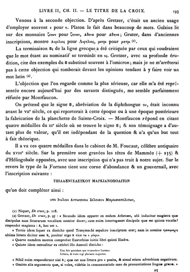 MÉMOIRE sur les instruments de la Passion de N.-S. J.C. - Page 2 Page1911