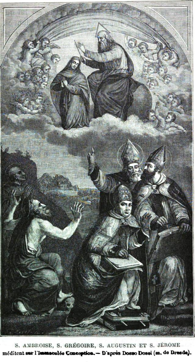 L'Angelus, la cloche devenue muette! ( Mgr Gaume) - Page 2 Page8710