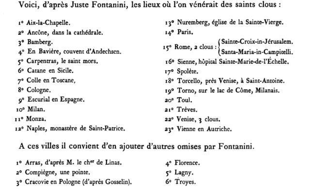 MÉMOIRE sur les instruments de la Passion de N.-S. J.C. Page_141
