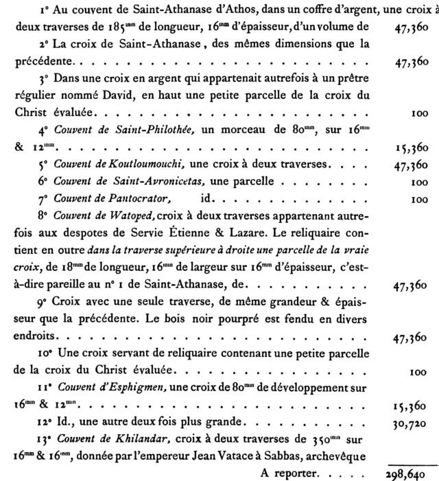 MÉMOIRE sur les instruments de la Passion de N.-S. J.C. - Page 9 Page_166