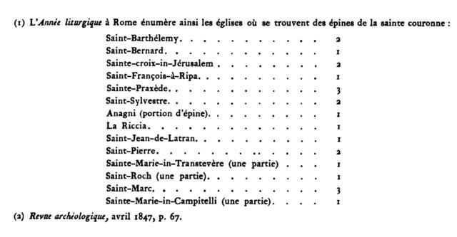 MÉMOIRE sur les instruments de la Passion de N.-S. J.C. - Page 3 Page_219