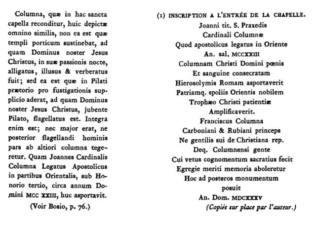 MÉMOIRE sur les instruments de la Passion de N.-S. J.C. - Page 4 Page_238