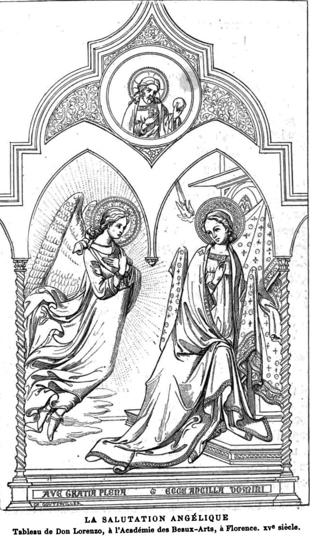 L'Angelus, la cloche devenue muette! ( Mgr Gaume) - Page 2 Page_716